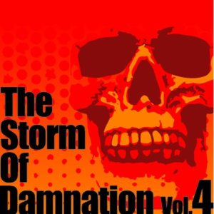 GNOSIS - The Storm of Damnation vol.4 cover art