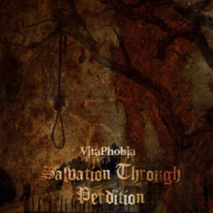 VitaPhobia - Salvation Through Perdition cover art