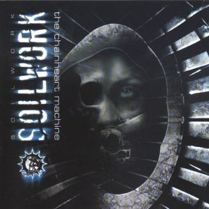 Soilwork - The Chainheart Machine cover art