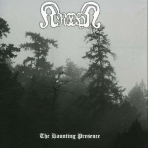 Krohm - The Haunting Presence cover art