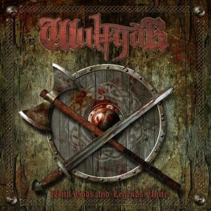 Wulfgar - With Gods and Legends Unite cover art