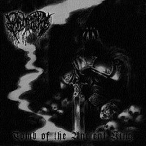Wormphlegm - Tomb of the Ancient King cover art