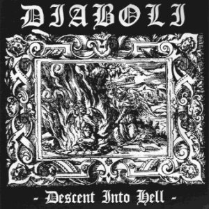 Diaboli - Descent into Hell cover art