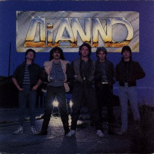Di'anno - Di'Anno cover art