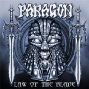 Paragon - Law of the Blade cover art