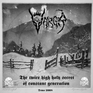 Vargr - The Twice High Holy Secret of Constant Generation cover art