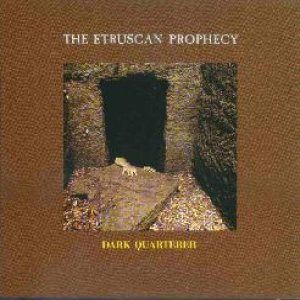 Dark Quarterer - The Etruscan Prophecy cover art