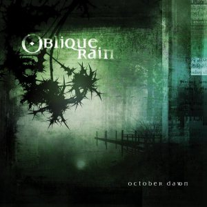 Oblique Rain - October Dawn cover art