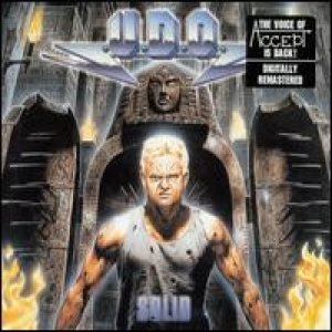 U.D.O. - Solid cover art