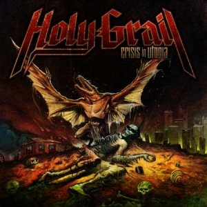 Holy Grail - Crisis in Utopia cover art