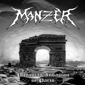 Manzer - Pictavian Invasion in Paris cover art