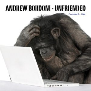 Andrew W. Bordoni - Unfriended cover art