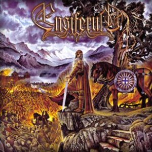 Ensiferum - Iron cover art