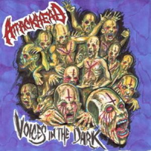 Attackhead - Voices in the Dark cover art