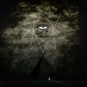 Dødsengel - Alongside Choronzon cover art