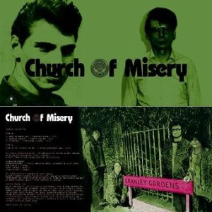Church of Misery - Denis Nilsen cover art
