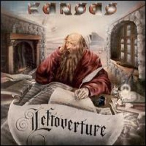 Kansas - Leftoverture cover art