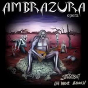 Ambrazura - Storm in Your Brains cover art