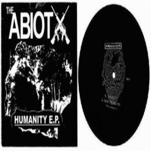 The Abiotx - Humanity cover art