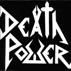 Death Power - Death Power cover art