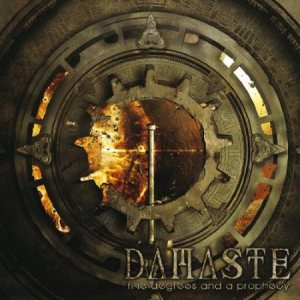 Damaste - Five Degrees and a Prophecy cover art