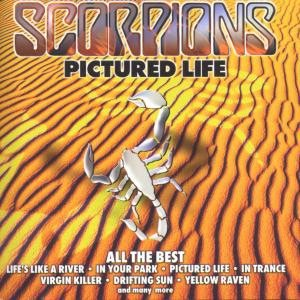 Scorpions - Pictured Life cover art