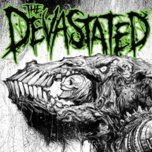 The Devastated - Devil's Messenger cover art