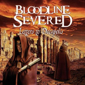 Bloodline Severed - Letters to Decapolis cover art