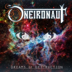 Oneironaut - Dreams of Destruction cover art