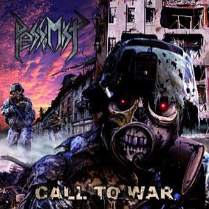 Pessimist - Call to War cover art