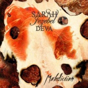 Sarah Jezebel Deva - Malediction cover art