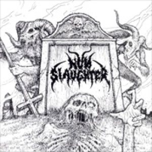 Fetid Zombie - NunSlaughter / Fetid Zombie cover art