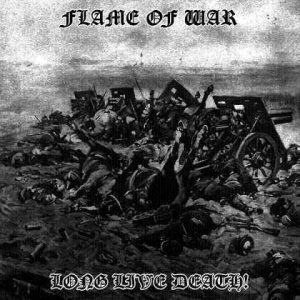 Flame of War - Long Live Death! cover art
