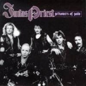 Judas Priest - Prisoners of Pain cover art
