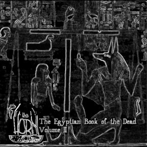 The Horn - The Egyptian Book of the Dead Vol.2 cover art