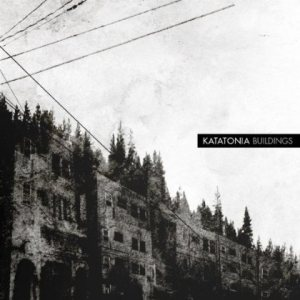 Katatonia - Buildings cover art