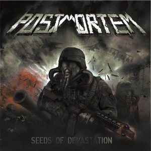Postmortem - Seeds of Devastation cover art