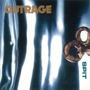 Outrage - Spit cover art