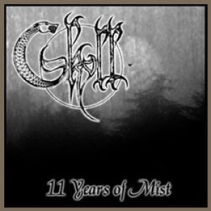 Skoll - 11 Years of Mist cover art