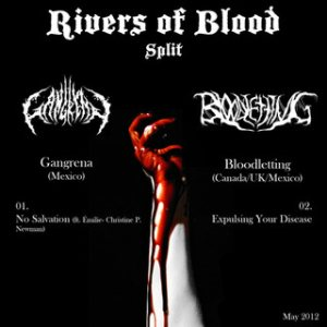 Gangrena - Rivers of Blood cover art