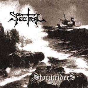 Spectral - Stormriders cover art