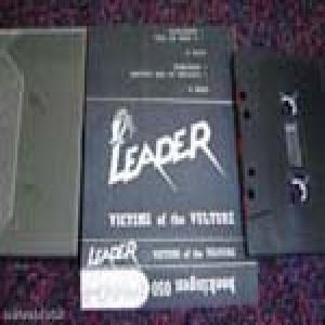 Leader - Victims of the vulture cover art