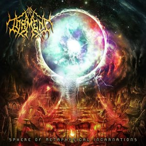 In Torment - Sphere of Metaphysical Incarnations cover art