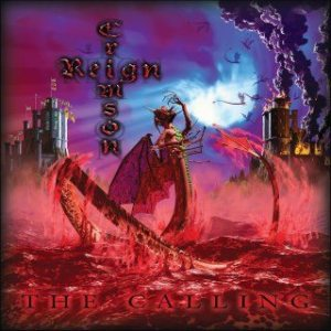 Crimson Reign - The Calling cover art