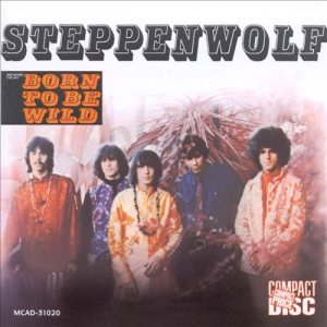 Steppenwolf - Steppenwolf cover art