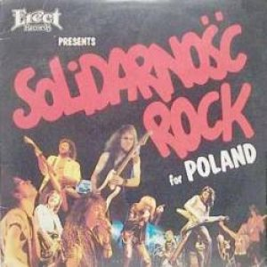 Thrust - Solidarnosc Rock for Poland cover art