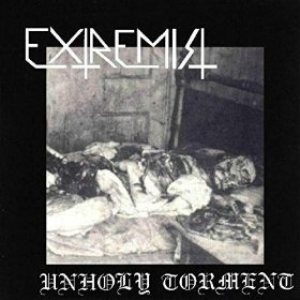 Extremist - Unholy Torment cover art