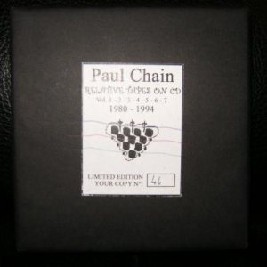 Paul Chain - Relative Tapes cover art