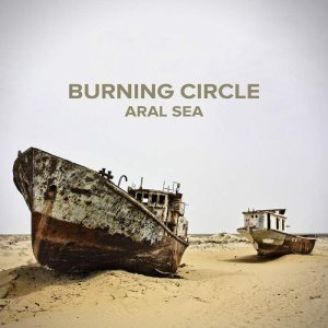 Burning Circle - Aral Sea cover art