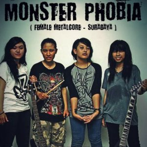 Monster Phobia - Beautiful Manipulation cover art